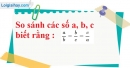 Bài 78 trang 22 SBT toán 7 tập 1