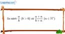 Bài 1.5, 1.6, 1.7, 1.8 trang 7 SBT toán 7 tập 1