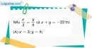 Bài 8.1, 8.2, 8.3 phần bài tập bổ sung trang 22, 23 SBT toán 7 tập 1