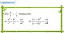 Bài 8.4, 8.5, 8.6 phần bài tập bổ sung trang 23 SBT toán 7 tập 1