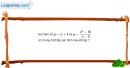 Bài 2.27 trang 42 SBT đại số 10