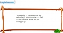 Bài 2.28 trang 42 SBT đại số 10