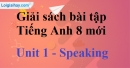 Speaking - Unit 1 SBT Tiếng Anh 8 mới