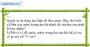 Bài 22.2 trang 50 SBT Vật lí 7