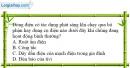 Bài 22.3 trang 50 SBT Vật lí 7