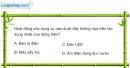 Bài 22.6 trang 51 SBT Vật lí 7