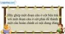 Bài 23.12 trang 55 SBT Vật lí 7