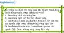 Bài 23.3 trang 53 SBT Vật lí 7