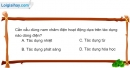 Bài 23.6 trang 54 SBT Vật lí 7