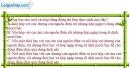 Bài 23.8 trang 54 SBT Vật lí 7