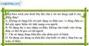 Bài 23.9 trang 54 SBT Vật lí 7