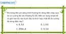 Bài 24.9 trang 58 SBT Vật lí 7
