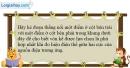 Bài 25.3 trang 60 SBT Vật lí 7