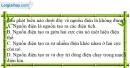 Bài 25.4 trang 60 SBT Vật lí 7