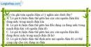 Bài 25.5 trang 60 SBT Vật lí 7