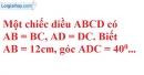 Bài 71 trang 116 SBT toán 9 tập 1