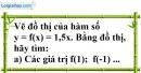 Bài 56 trang 79 SBT toán 7 tập 1