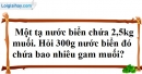 Bài 63 trang 82 SBT toán 7 tập 1
