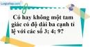 Bài 64 trang 82 SBT toán 7 tập 1