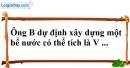 Bài 66 trang 82 SBT toán 7 tập 1