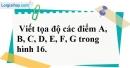 Bài 67 trang 82 SBT toán 7 tập 1