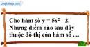 Bài 70 trang 83 SBT toán 7 tập 1