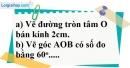 Bài 4 trang 100 SBT toán 7 tập 1