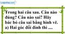Bài 7 trang 100 SBT toán 7 tập 1