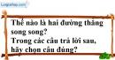 Bài 21 trang 106 SBT toán 7 tập 1
