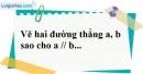 Bài 29 trang 108 SBT toán 7 tập 1
