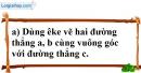 Bài 32 trang 110 SBT toán 7 tập 1