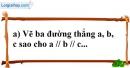 Bài 35 trang 110 SBT toán 7 tập 1