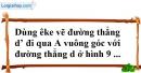 Bài 38 trang 110 SBT toán 7 tập 1
