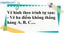 Bài 45 trang 113 SBT toán 7 tập 1