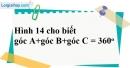 Bài 49 trang 114 SBT toán 7 tập 1