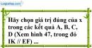 Bài 4 trang 137 SBT toán 7 tập 1