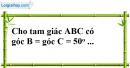 Bài 6 trang 137 SBT toán 7 tập 1