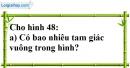 Bài 10 trang 138 SBT toán 7 tập 1