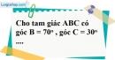 Bài 11 trang 138 SBT toán 7 tập 1