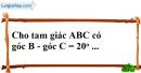 Bài 18 trang 139 SBT toán 7 tập 1