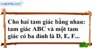 Bài 24 trang 140 SBT toán 7 tập 1
