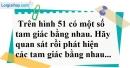 Bài 25 trang 140 SBT toán 7 tập 1