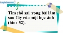 Bài 30 trang 141 SBT toán 7 tập 1