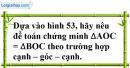 Bài 37 trang 142 SBT toán 7 tập 1