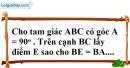 Bài 43 trang 142 SBT toán 7 tập 1