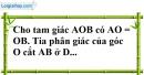 Bài 44 trang 143 SBT toán 7 tập 1