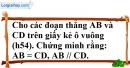 Bài 45 trang 143 SBT toán 7 tập 1