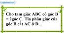 Bài 47 trang 143 SBT toán 7 tập 1