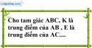 Bài 48 trang 143 SBT toán 7 tập 1