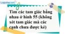 Bài 50 trang 144 SBT toán 7 tập 1